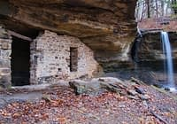 Moonshiner's Cave Arkansas